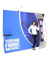 View: Formulate Tension Fabric Displays by New World Case, Inc