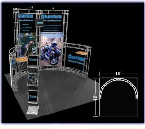 Cetus 10' x 10' Truss Display