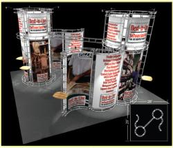 Orion Truss Trade Show Display