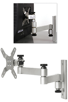 Linear Display Monitor Brackets