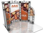 View: Ara 10' x 10' Truss Display
