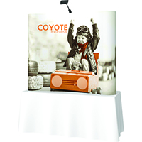 View: Coyote Table Top Displays
