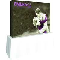 View: Embrace Push-Fit Tabletop Displays