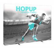 View: Hop Up Tension Fabric Displays by New World Case, Inc.