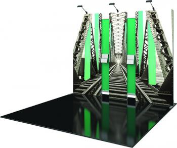 View: Vector Frame Display System
