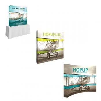 View: Hopup Displays & Accessories