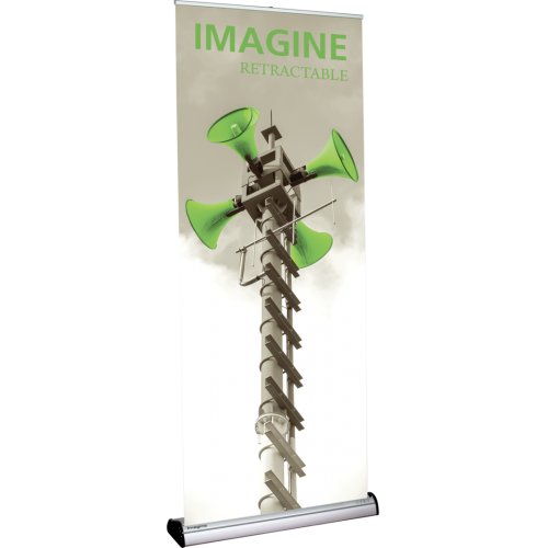 Orbus Imagine 850 Premium Banner Stand