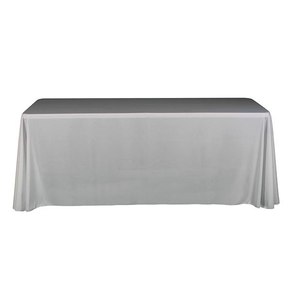 Fabric Table Covers For Trade Shows And Special Events
