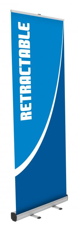 TradeShow Retractable Banner Stand 800