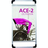 Portable A-Frame Sign