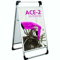 Lightweight & Portable A-Frame Sign