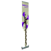 Orbus Barracuda 600 PopUp stand