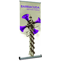 Orbus Barracuda 800 with stand