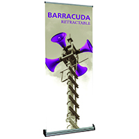 Orbus Barracuda 920 Banner Kit with Hardware