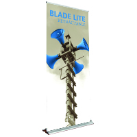 Orbus Blade Lite 1000 Banner Stand