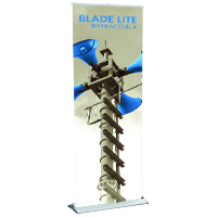 Orbus Blade Lite Banners Stands