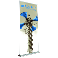 Orbus Blade Lite 920 Banner Stand