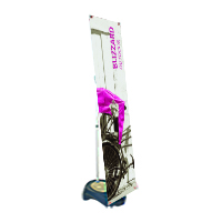 Orbus Blizzard Outdoor Banner Stands
