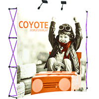 View: Coyote Display Full Height Replacement Panels