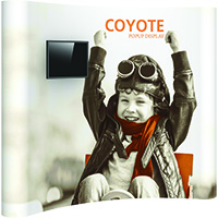 View: Coyote Pop Up Display Monitor Mount