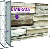 Orbus Embrace 10ft l-shape without endcaps