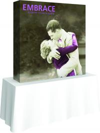 Embrace 2x2ft Table Top Display for 6ft to 8ft tables