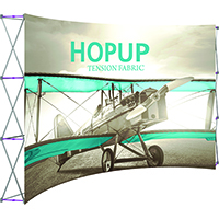 Orbus HopUp 5x3 Curved Front Graphic Display