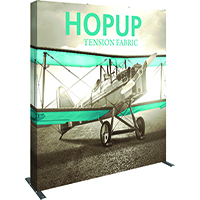 Orbus 8ft hopup tension fabric display
