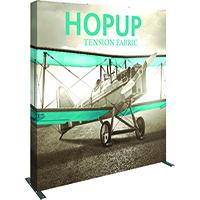 Orbus 8ft hopup tension fabric display