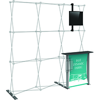 8ft Orbus HopUp Collapsible Frame Kit 02
