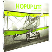 Orbus Hopup Lite in 8' and 10' sizes with replacement graphics
