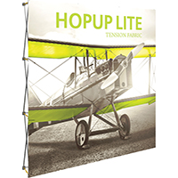 Orbus Hopup Lite Display 8ft wide
