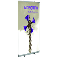 Orbus Mosquito 1500 Banner Stand