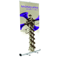 Orbus Mosquito 800 Banner Stand