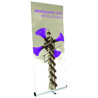Orbus Mosquito Lite Banner Stand