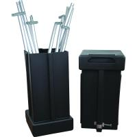Orbus OCE Transit case for tall items like full height displays and banner stands
