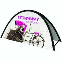 Large Pop Up Portable Fabric Sign