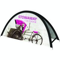 Stowaway Pop Up Portable Sign
