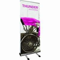View: Thunder Outdoor Retractable Banner Stand