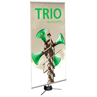 Orbus Trio 2 920 Banner Stand