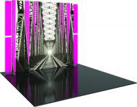 Orbus Vector 10ft Master Wall Kit 15 with backlighting