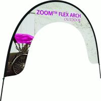 10' Outdoor Arch with graphics
