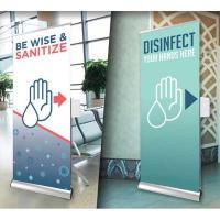 Bannitizer Hand Free Sanitizing Station
