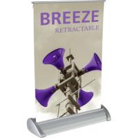 Orbus Breeze 1 Retractable Banner Stand