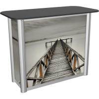 Orbus Linear Pro Counter with lockable storage